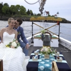 Wedding on Schooner Surprise
