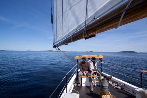 Private charters Camden Maine